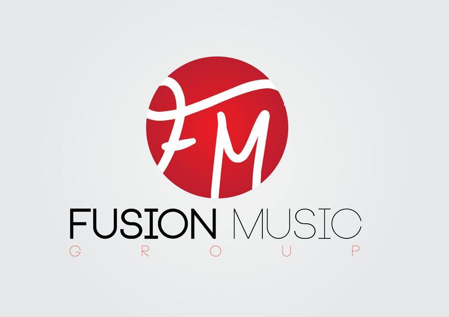 Конкурсная заявка №319 для Logo Design for Fusion Music Group