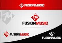 Bài tham dự #349 về Graphic Design cho cuộc thi Logo Design for Fusion Music Group