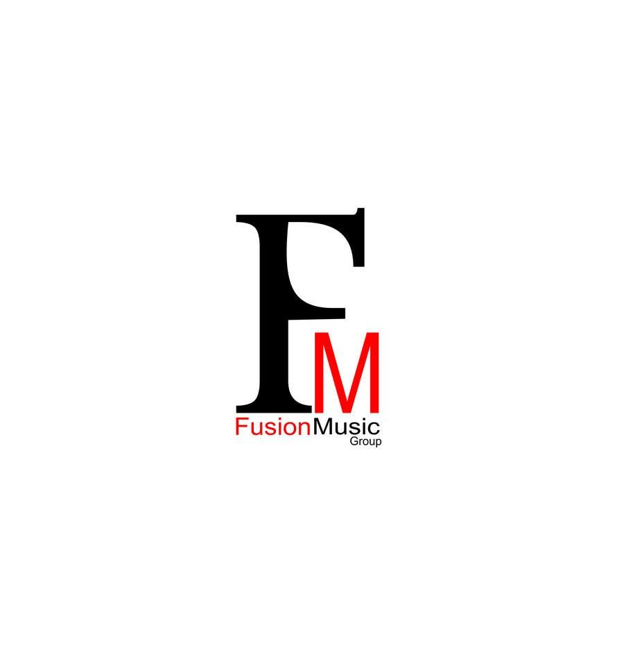 Bài tham dự cuộc thi #252 cho Logo Design for Fusion Music Group