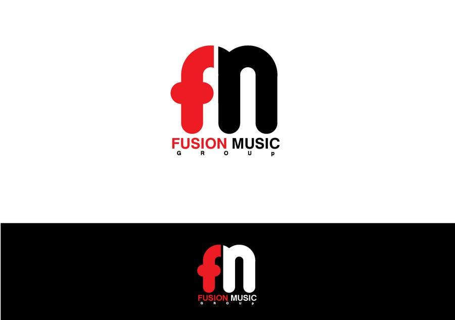 Конкурсная заявка №260 для Logo Design for Fusion Music Group