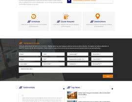 LynchpinTech tarafından Design a Website Mockup için no 36