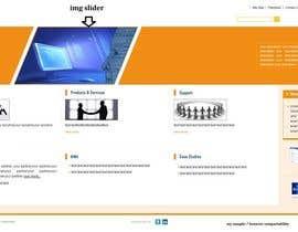 omnamonn tarafından Design a Website Mockup için no 4