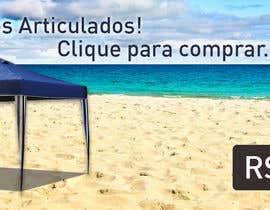 mahmoudreda99 tarafından Design a Banner - Gazebo on the beach için no 23