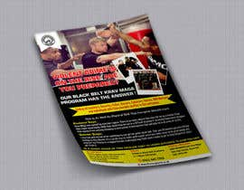 meenapatwal tarafından Double sided folded a4 Martial Arts flyer için no 5