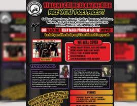 fahimhasan00 tarafından Double sided folded a4 Martial Arts flyer için no 6