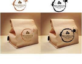 moniapostolov tarafından Design a Logo for a small coffee roasting business in New Zealand called Procaffeinate için no 67