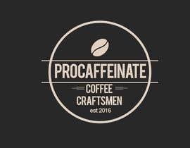 NicolasFragnito tarafından Design a Logo for a small coffee roasting business in New Zealand called Procaffeinate için no 28