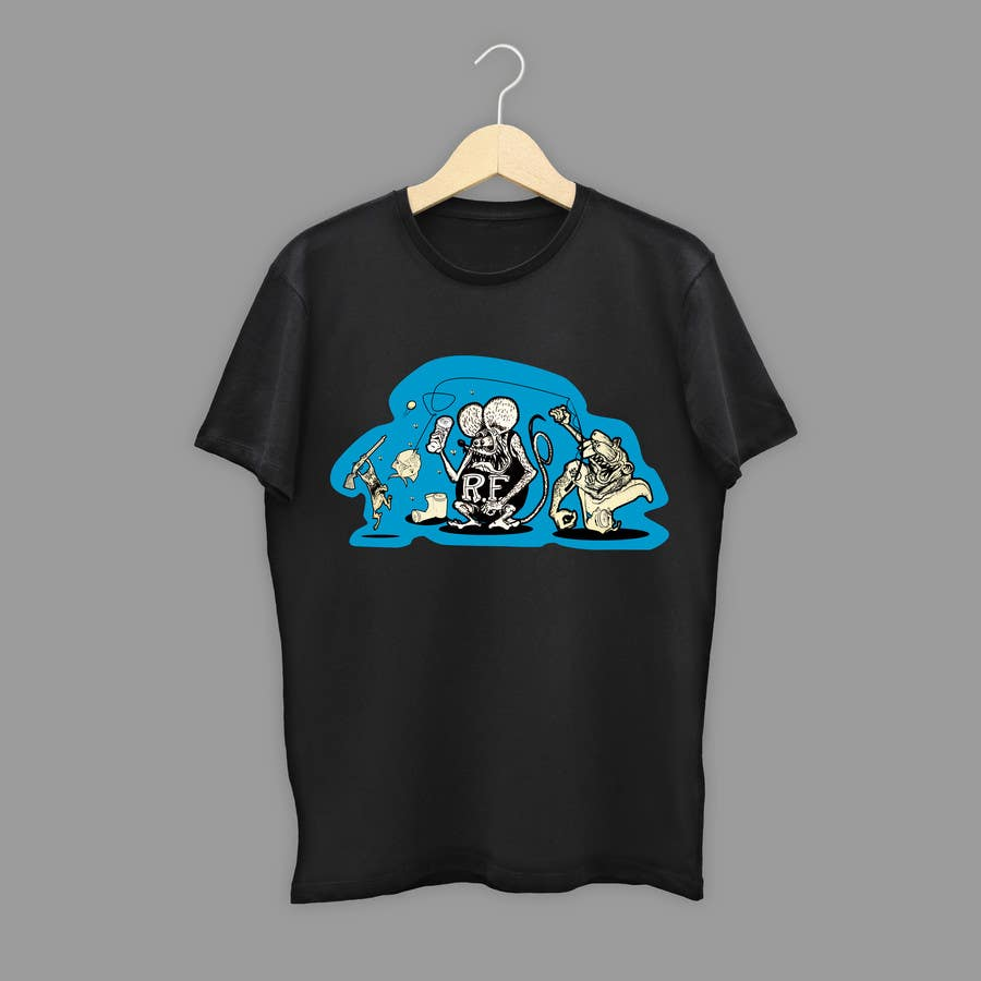 Kilpailutyö #10 kilpailussa Design a T-Shirt