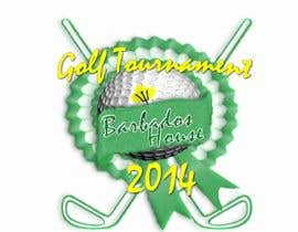 #15 untuk Update existing logo and use in Golf Tournament Logo oleh vesnarankovic63