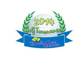 #23 untuk Update existing logo and use in Golf Tournament Logo oleh vesnarankovic63