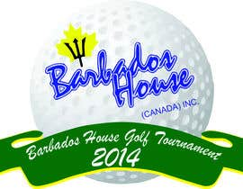 #10 untuk Update existing logo and use in Golf Tournament Logo oleh tamrin05