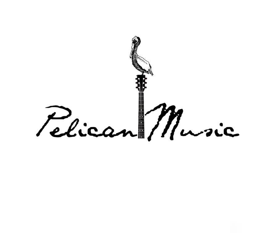 """Bài tham dự cuộc thi #29 cho Design a Logo for """"Pelican Music"""""""