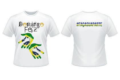 #16 cho Create shirt for Domingo Feliz bởi akritidas21
