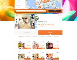 #33 for Design a Website Mockup for our webportal by leopoldbauer
