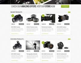 #29 cho Design a Website Mockup for our new product design website bởi fo2shawy001