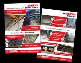 Nro 8 kilpailuun Update the design of a Brochure käyttäjältä rinkacheong