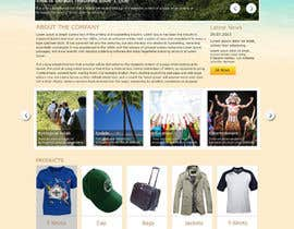 #2 para Build a Website for an Important Ecotourism Agency por webidea12