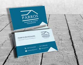 nº 59 pour Business Card for a  New Real Estate Broker par cdinesh008