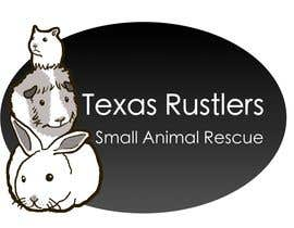 #30 for Design a Logo for Texas Rustlers Small Animal Rescue by shino129