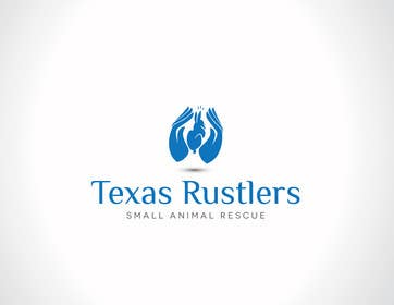 #21 for Design a Logo for Texas Rustlers Small Animal Rescue by iffikhan
