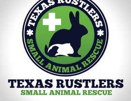 #42 for Design a Logo for Texas Rustlers Small Animal Rescue by mayerdesigns