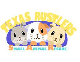 #5 for Design a Logo for Texas Rustlers Small Animal Rescue by robinyeh5