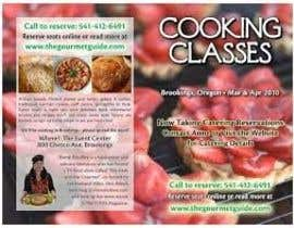 #30 cho Design a Flyer for Cooking Classes bởi sumitsumit679