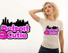 #57 cho Design a T-Shirt for Detroit Cutie Clothing Line bởi anazvoncica