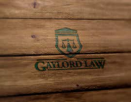 #6 for Gaylord Law logo design by rokystive