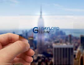 #77 for Gaylord Law logo design by RaihanRana63