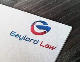 #122 for Gaylord Law logo design by Ibiim