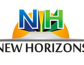 nº 15 pour Design a Logo for New Horizons par anibaf11