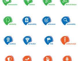 Nro 127 kilpailuun Design some Icons käyttäjältä mswift1201