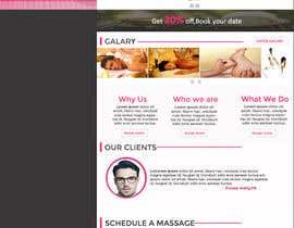 Nro 11 kilpailuun Best Homepage Designer - 16th project. käyttäjältä SM199
