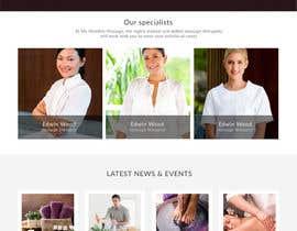 Nro 17 kilpailuun Best Homepage Designer - 16th project. käyttäjältä EagleAli