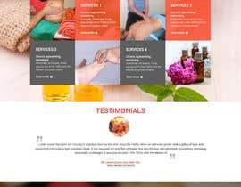 Nro 6 kilpailuun Best Homepage Designer - 16th project. käyttäjältä saidesigner87