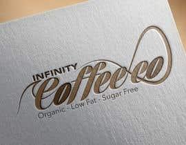 Nro 27 kilpailuun Design a Logo for Infinity Coffee käyttäjältä almeidavector