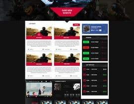PandaLabo tarafından Design a website için no 17