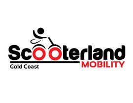 #60 для Logo Design for Scooterland Mobility от vinayvijayan