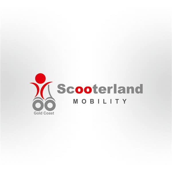 Entri Kontes #134 untukLogo Design for Scooterland Mobility