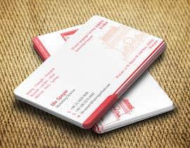 Nro 6 kilpailuun Design our new business cards käyttäjältä BikashBapon