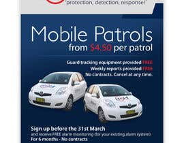 #31 for Design a Flyer for Mobile Patrol promotion af pris
