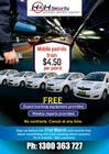 Contest Entry #49 for Design a Flyer for Mobile Patrol promotion