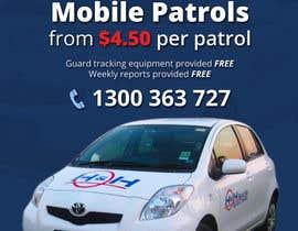 Mimi214 tarafından Design a Flyer for Mobile Patrol promotion için no 4