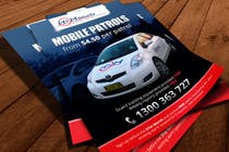 Entry # 16 for Design a Flyer for Mobile Patrol promotion by
