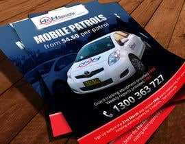 #16 for Design a Flyer for Mobile Patrol promotion by Mimi214