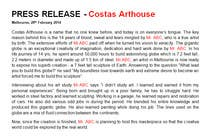 Contest Entry #3 for Costa Arthouse Writeup Competition
