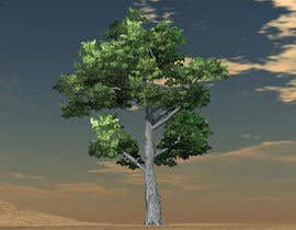 #1 for Vegetation asset modelling (low poly) for real time engine by Joshart