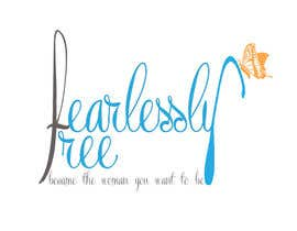 #43 for Design a Logo for Fearlessly Free af cristinaferrete