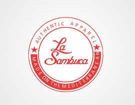 #50 for Design a Logo for La Sambuca by sreesiddhartha